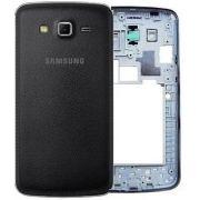 Carcaca Samsung 7102 Preto Completa