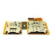 Flex Sim Card Micro Sd Tablet Sam S2 SM-T815 T810