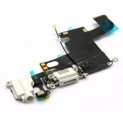 Conector de Carga Iphone 6G 4.7 Branco