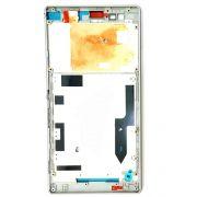 Carcaça Completa com Aro SONY T2 Branco