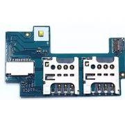 Placa Sim Micro Sd Sony Xperia C C2304 Dual Sim