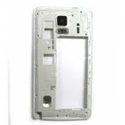 Carcaça Traseira Samsung Galaxy N910C Note 4 Branco