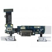 Flex Conector Carga Samsung S5 G900M