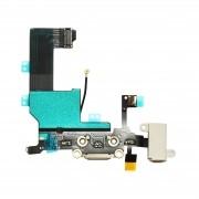 Flex Conector Carga Usb Fone Microfone Antena Apple Iphone 5g A1428/A1429 - Escolha Modelo