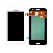 Frontal Samsung J2 J200 Branco com Regulagem Brilho