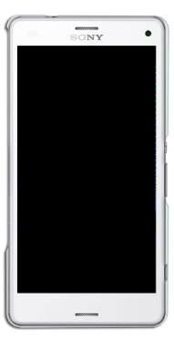 Frontal Sony Xperia Z3 Compact D5833 Branco com Aro Original Retirado