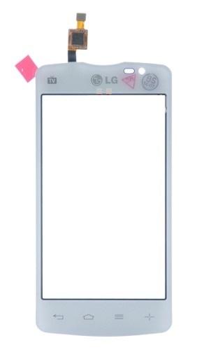 Tela Touch LG L50 Dual Tv D227 D227f Branco - 1ª Linha