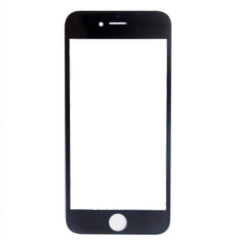 Tela Vidro Lente Apple Iphone 6 Preto