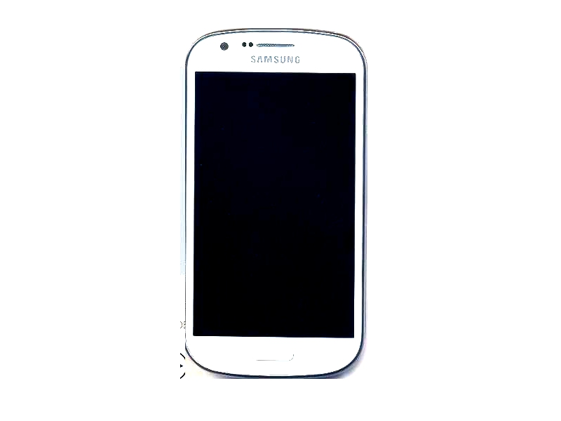 Frontal Touch e Lcd Samsung I8730 Galaxy Express Branco