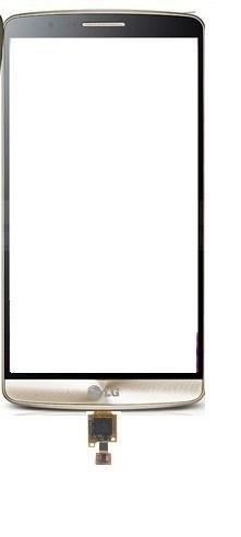 Tela Touch LG G3 Stylus D690 Dourado - 1ª Linha