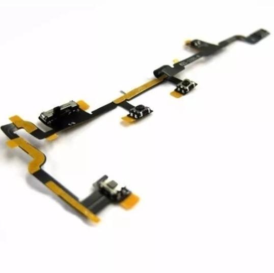 Cabo Flex Botão Power Volume Apple Ipad 2 Versão 3G A1396 (modelo GSM)