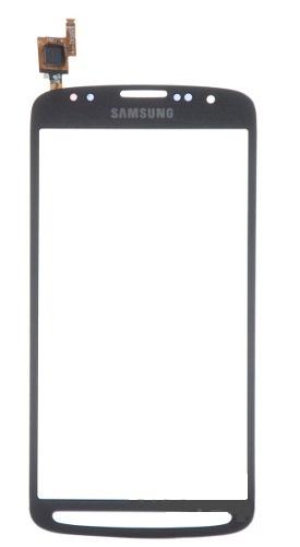 Tela Touch Samsung Galaxy S4 Active I9295 Grafite - 1ª Linha