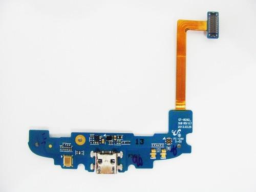 Flex Conector Carga Samsung Galaxy S3 Duos I8262