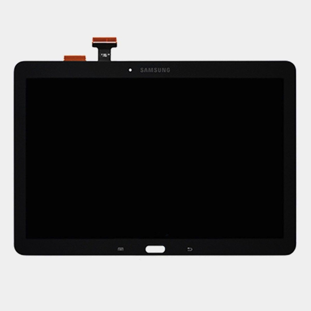 Frontal Touch e Lcd Tablet Samsung Galaxy Note 10.1 2014 Edit P600 P601 P605 Preto