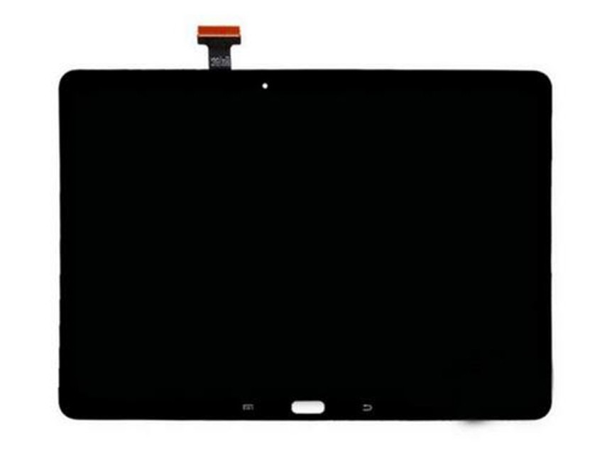 Frontal Tablet Samsung Galaxy Note 10.1 2014 Edit P600 P601 P605 Preto