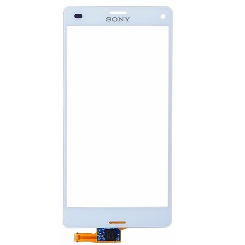 Tela Touch Sony Xperia Z3 Compact D5803 D5833 Branco