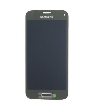 Display Lcd Com Tela Touch Samsung Galaxy S5 Mini G800 Dourado