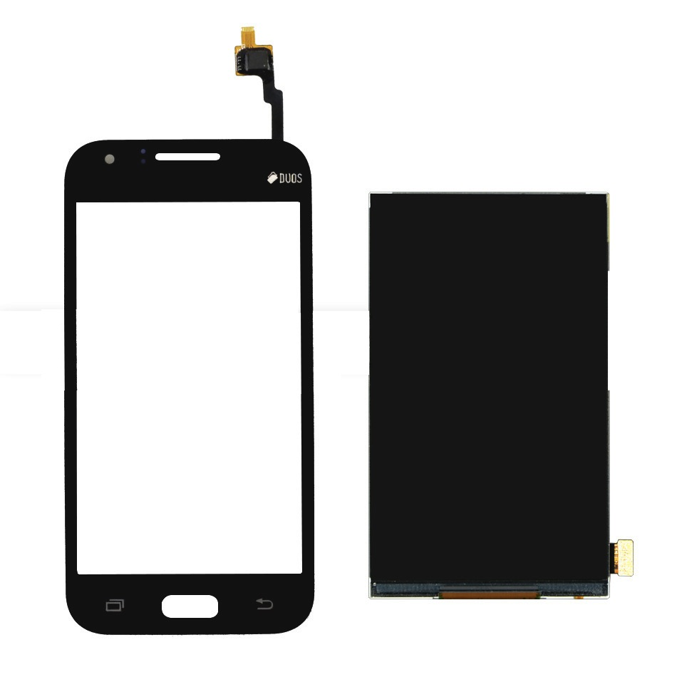Display Lcd e Tela Touch Samsung Galaxy J1 J100 Preto