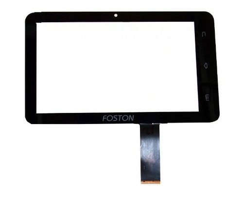 Tela Touch Tablet Foston Fs M3g790gt 7 Polegadas Preto
