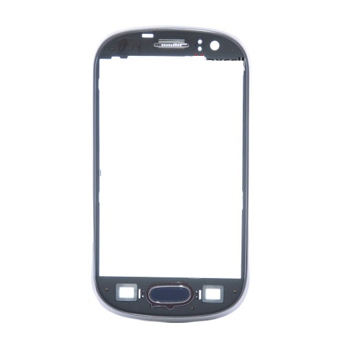 Aro Frontal Lateral Samsung Fame S6810 S6812 Grafite