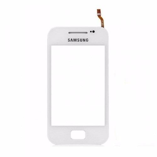 Touch Samsung Ace GT S5830 Branco 1 Linha