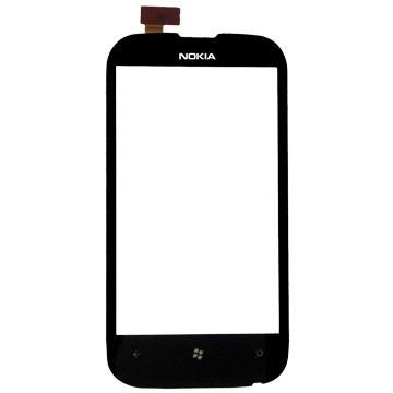 Tela Touch Nokia Lumia 510 Preto - 1ª Linha