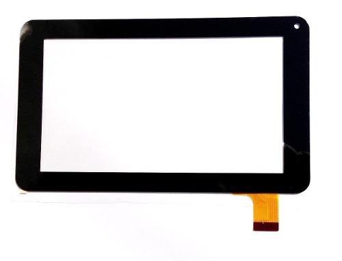 Tela Touch Tablet Tectoy Wind Tt2725 7 Polegadas Preto