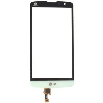 Tela Touch LG L Prime D337 Branco - 1ª Linha