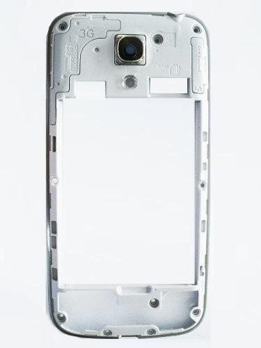 Carcaca Completa Samsung Galaxy S4 Mini Gt-i9192 Branco