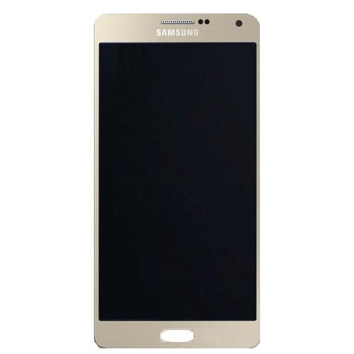 Frontal Samsung Galaxy A7 Sm-A700 Dourado