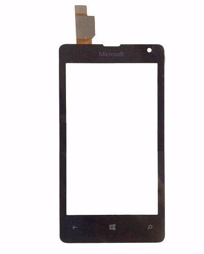 Tela Touch Microsoft Lumia 435/ Lumia N532 Rm1068 Rm1032 Preto