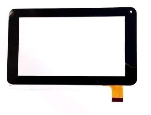 Tela Touch Tablet Cce Motion Tr72 Preto