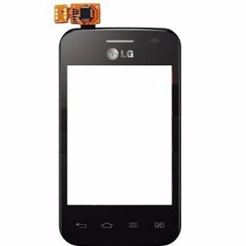 Tela Touch LG L1 Ii E420 Preto - 1ª Linha
