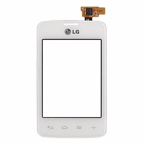 Tela Touch LG L20 D100 D105 D107 Branco - 1ª Linha