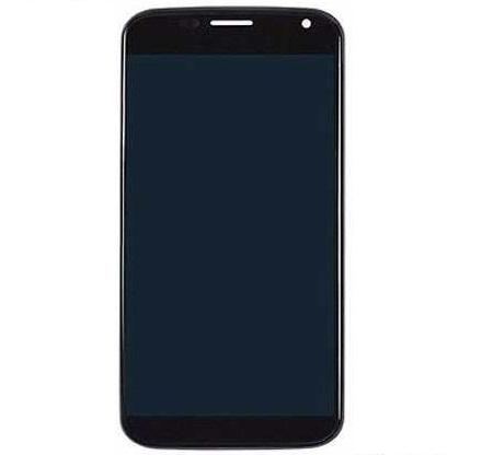 Frontal Touch e Lcd Motorola Moto X Xt1058 Xt1060 Preto + Aro