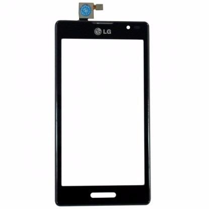 Tela Touch Com Aro LG L9 P768 Preto