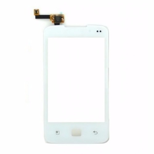 Tela Touch LG Optimus Hub E510 Branco - 1ª Linha