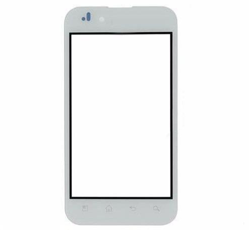 Tela Touch LG Optimus P970 Branco AAA
