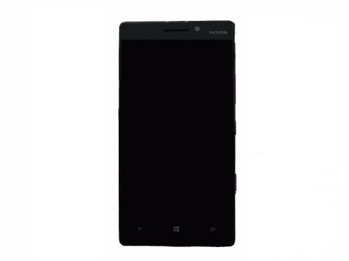 Display Lcd Com Tela Touch Nokia Lumia 930 N930 Preto