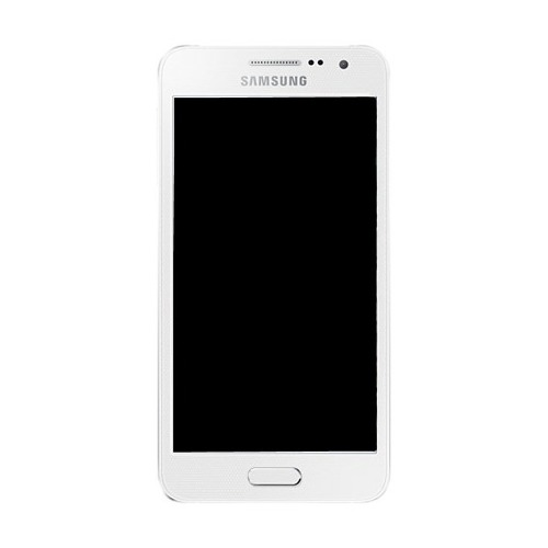 Frontal Touch e Lcd Samsung Galaxy A3 A300 Branco
