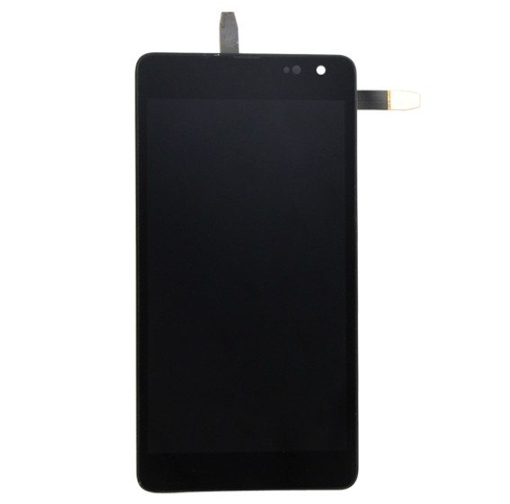 Frontal Microsoft Nokia Lumia 535 RM1052 RM1092 Versão CT2S
