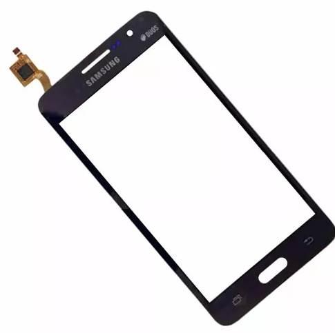 Tela Touch Samsung Galaxy Gran Prime Duos G530 Cinza Grafite - 1ª Linha