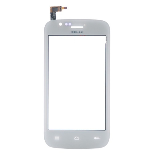 Tela Touch Blu Advance A270 A270a Branco