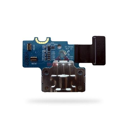 Cabo Flex Conector Carga Usb Samsung Galaxy Note N5100 N5110