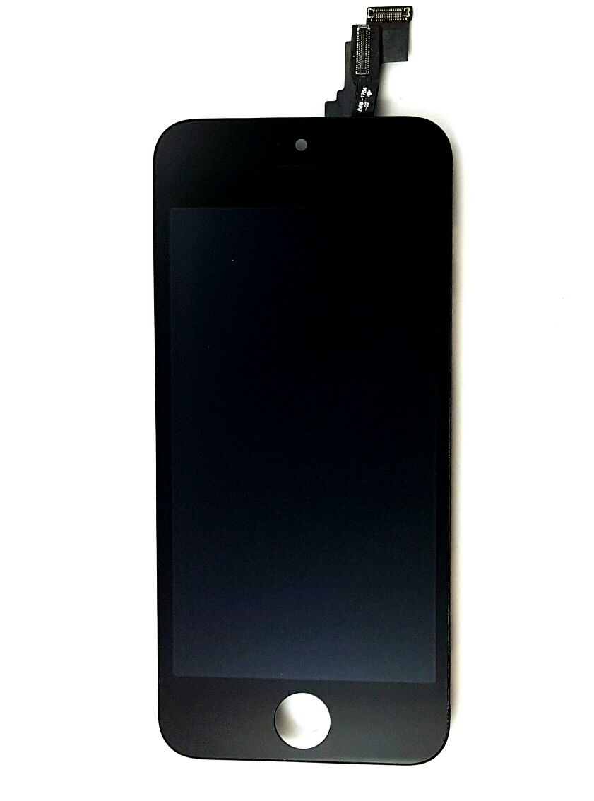 Display Lcd Com Tela Touch Apple Iphone 5c Preto AAA