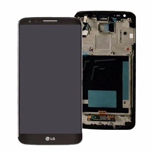 Frontal Touch e Lcd Lg G2 D805 Preto