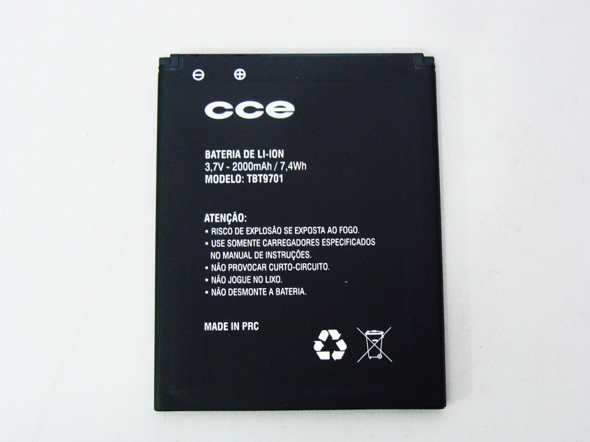 Bateria Cce Sm70