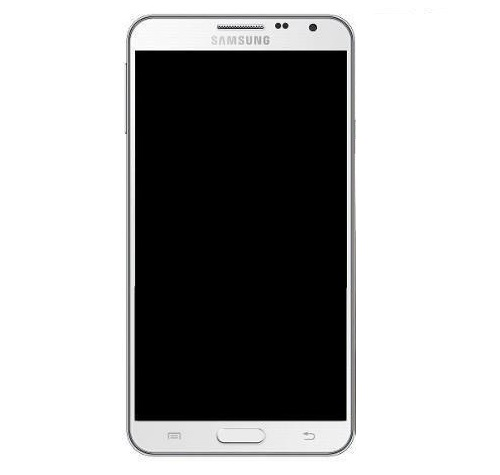 Frontal Touch e Lcd Samsung Galaxy Note 3 Neo Duos N7502 Branco