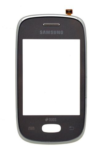 Tela Touch Com Aro Samsung Galaxy Neo s5312 Preto