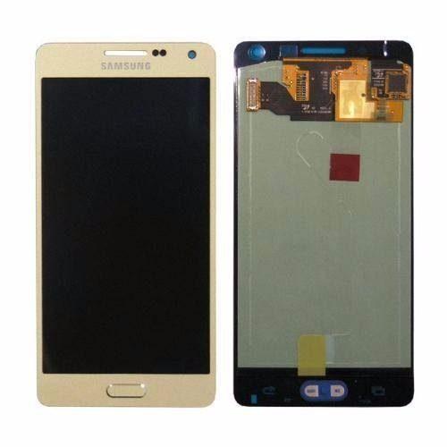 Frontal Samsung Galaxy A5 SM-A500 Gold Dourado
